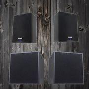 PA Anlage Lautsprecher Bassboxen Musikanlage