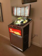 AMI Modell XJDB-200 Jukebox