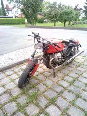 Moto Guzzi V35 Imola Cafe