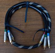 Goldkabel Picture 100 Component Kabel