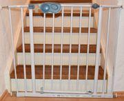 Treppenschutzgitter inkl Verlängerung