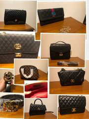 Chanel taschen louis vuitton gucci