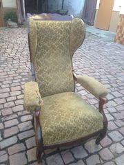 Ohrensessel Haushalt Möbel Gebraucht Und Neu Kaufen Quokade