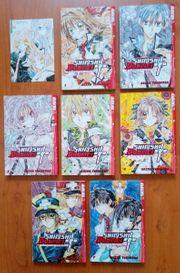 Shinshi Doumei Cross Manga Band