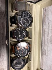 Orginal Uhren alle inklusive Kiste
