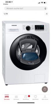 Waschmaschine Samsung neu