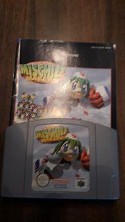 Nintendo 64 Mischief Makers