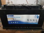 Gel Batterie Exide ES900 80AH