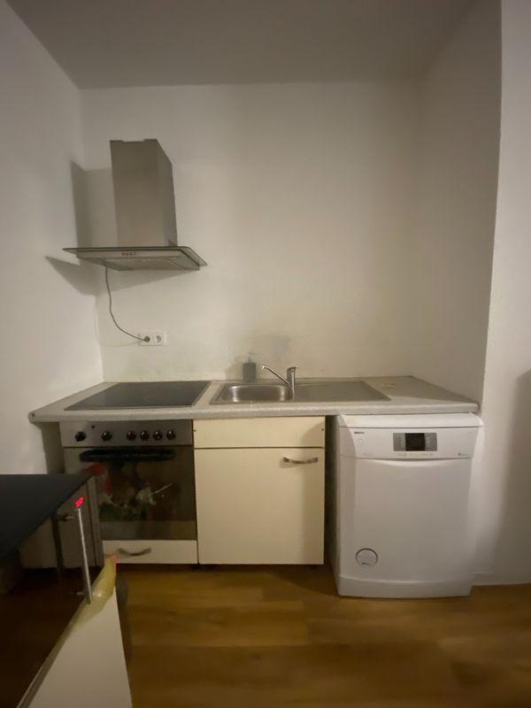 Küche Spülmaschine inklusive