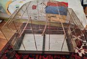 Grosser Vogelkäfig Maße 66 x