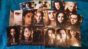 Twilight New Moon Sammelkarten Topps