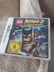 Verkaufe Nintendo 3DS Batman 2