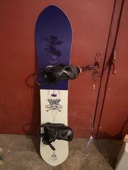 Freeride Snowboard 147