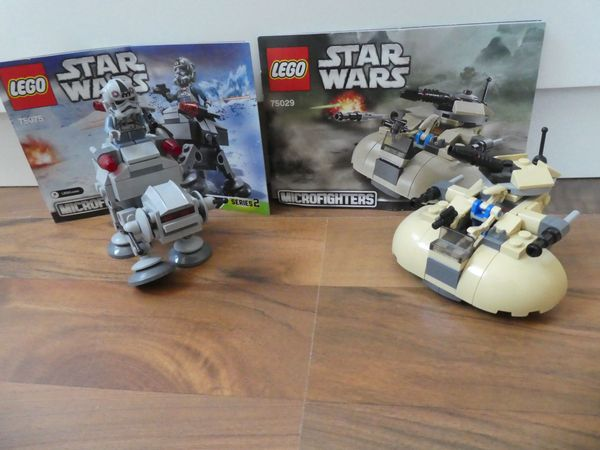 Lego Star Wars zwei Sets