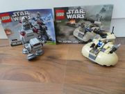 Lego Star Wars zwei Sets