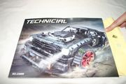 Moc Ford Mustang Hoonicorn RTR