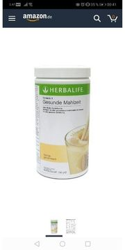 herbalife vanille