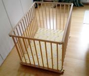 Kinderbett - Laufstall