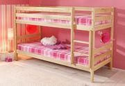 NEU Etagenbett SILENTA 90x200 Kinder-Bett