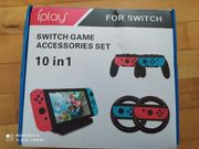 Nintendo switch game Accessoires set