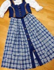 Kleid im Landhausstil Trachtenkleid 2-teilig