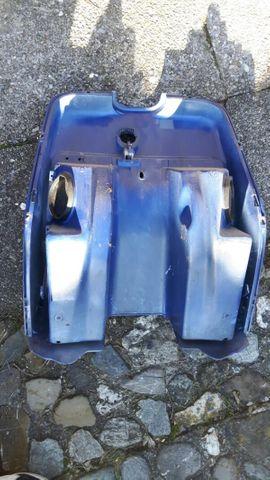 Motorrad-, Roller-Teile - Vespa Cosa Gepäckfach