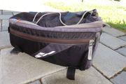 VAUDE Gepäckträgertasche Silkroad Größe M