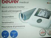 Beurer Blutdruckmessgerät unbenutzt mit Rechnung