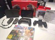 Nintendo Switch inkl zubehör Pro