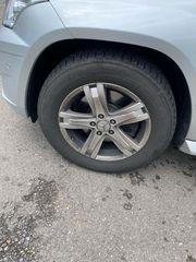 4x Original Alufelgen für Mercedes
