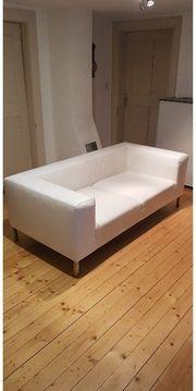Design-Ledercouch 2 Leder-Sessel