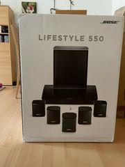 Bose Lifestyle 550 neu