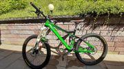 custom MTB 15 5 inch