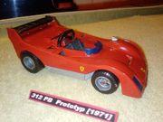 Ferrari 312 PB Prototyp plain