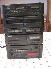 ONWA Stereoanlage MC 740 CD