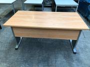 Schreibtisch zu verschenken 160x80x74 cm