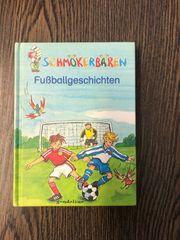 Schmökerbären Fußballgeschichten Lesen