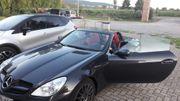 Verkaufe mercedes slk 200 Kabrio