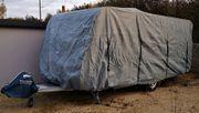 Pro Plus Luxe Wohnwagenschutzhülle 2