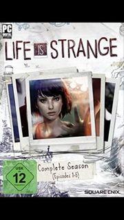 Life is Strange Complete Jahre