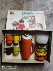 Mini Tupper Service für Kinder