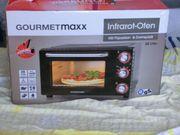 infrarot kochen braten