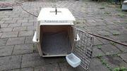 Transportkäfig für Kleintiere 63x36x40
