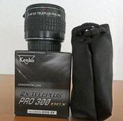 Konverter für Canon EOS EF