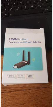 1200 M Dual Antenna USB