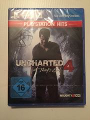 PS 4 Uncharted A Thief