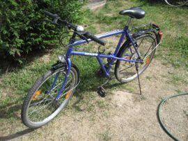 Mountain-Bikes, BMX-Räder, Rennräder - Herren-Fahr-Rad Jugend-Fahrrad Mountainbike MTB 21
