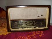 Röhrenradio von Telefunken Modell Operette
