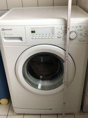 Bauknecht Waschmaschine schmal