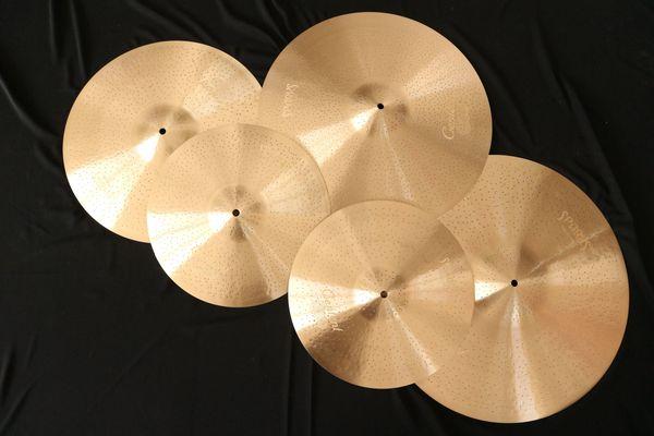 Drumset Becken Set